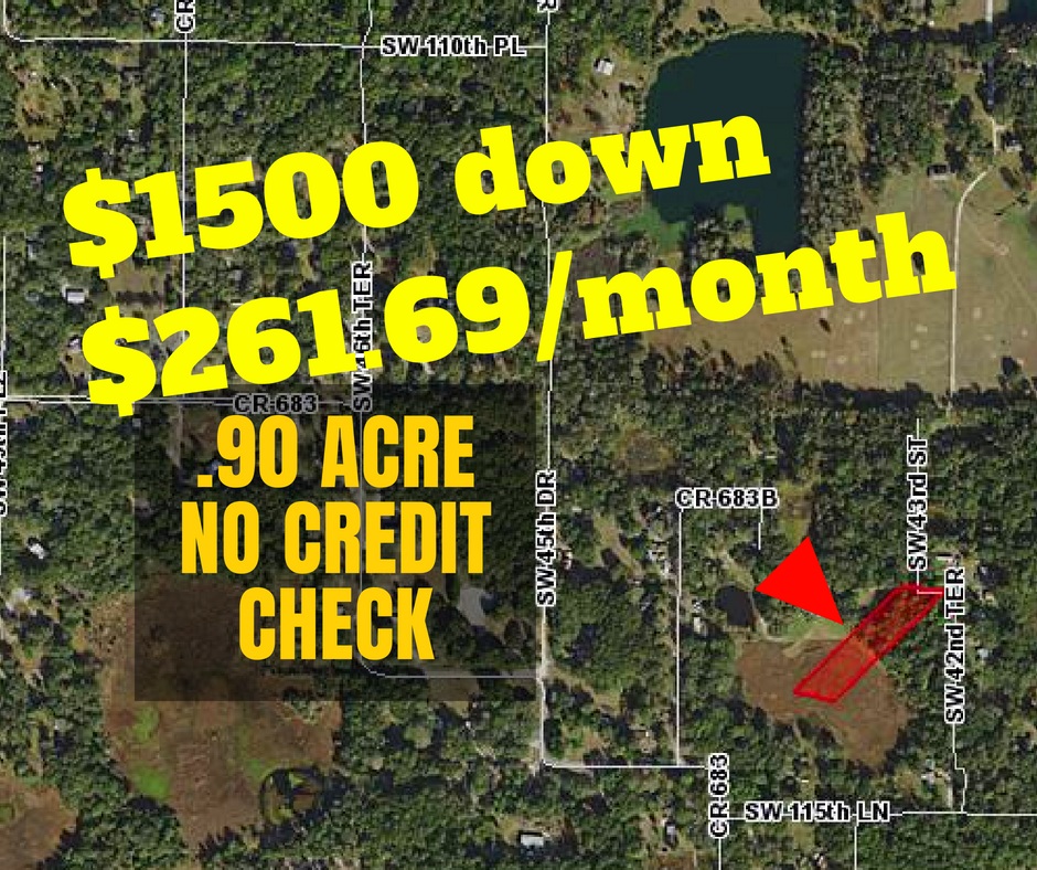 90 Acres Near Richloam and Croom WMA in Webster, FL  Mobile